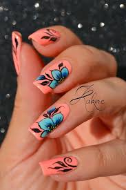 nails design galerie 1285 best arte en uñas images on nail designs nail