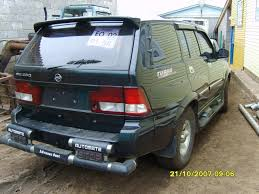 2000 ssang yong musso pictures diesel manual for sale