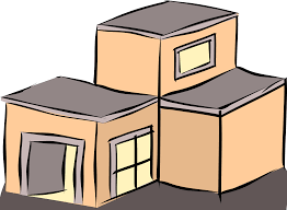 Flat Roof House House With Flat Roof Clipart Clip Art Library