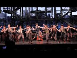 94 Best On Broadway Images On Pinterest Musical Theatre Phantom - behind the scenes of the cbs thanksgiving day newsies performance