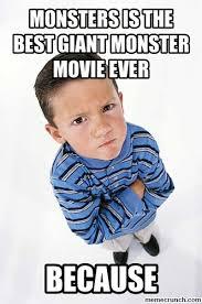 Mad Kid Meme - monster kid