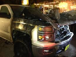 Top Christmas Gifts For Dads 2014 Gmc Houston Man U0027s Pickup Burns Half Hour After He Gets Gm Recall Notice