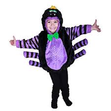 Toddler 2t Halloween Costumes Totally Ghoul Halloween Costume Spider Sweatshirt 2t 4t