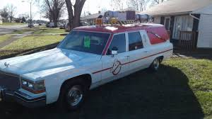 ecto 1 for sale hearse ecto1 ghostbusters for sale photos technical