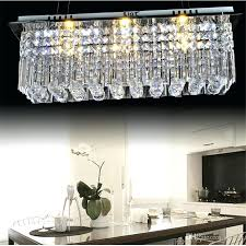 Rectangular Light Fixtures For Dining Rooms Rectangular Chandelier Dining Room Rectangular Light Fixture For