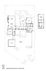House Site Plan by Crafted For A Serene Coastal Life Meadow House In Sea Ranch