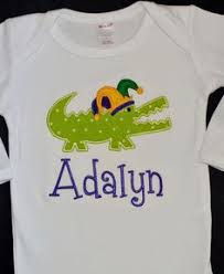 mardi gras onesie mardi gras shirt or onesie personalized for by emmylouchildrens