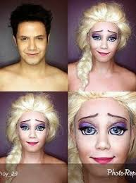 if you want to see more of his make up transformations you can check his insram pochoy 29