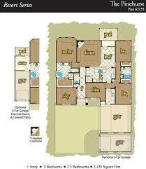 sle floor plan 44678 pacesetter pinehurst plan