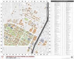 Tcc South Campus Map Fms Upc Map Usc Facilities Management Services
