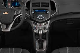 Chevrolet Sonic Interior 2015 Chevrolet Sonic Instrument Panel Interior Photo Automotive Com