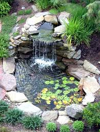 diy pool waterfall backyard waterfalls pictures small waterfall ideas diy small pool