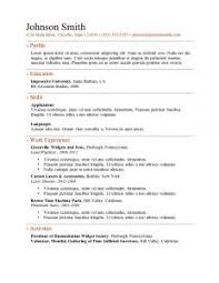 7 Free Resume Templates Fresh Design Word Resume Template 5 7 Free Resume Templates