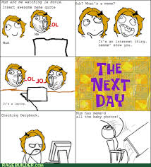 Memes Rage Comics - and she used all the wrong memes rage comics rage comics