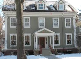 architects anonymous colonial revival georgian style home