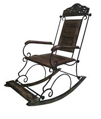 Rocking Chairs Online Wrought Iron Rocking Chairs Uncategorized Komforts Wood And