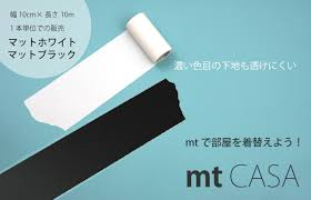 kabegamiyahonpo rakuten global market mt casa wide masking tape