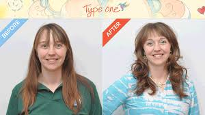 dressing your truth type 1 hair charity s soft dressing your truth type 2 makeover dyt before