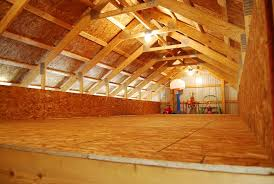 How To Build A Wood Floor With Pole Barn Construction by Mega Room Increase Your Space Without Building A Bigger Storage