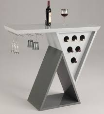 wine table ekansh bansal designs white wine rack sosfund