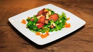 landfrauenküche rezepte rezept tafelspitzsülze und feldsalat mit bratapfelscheiben