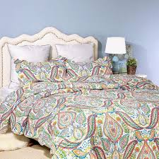 Ivory Quilted Bedspread Quilted Bedspreads King Size