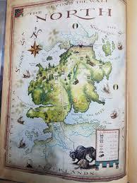 7 Kingdoms Map The North Thrones Amino