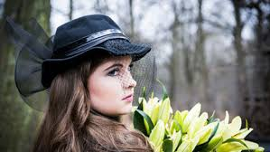 funeral hat what to wear at a funeral dress appropriately but fashionable slism