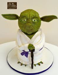 yoda cake topper yoda groom s cake the hudson cakery