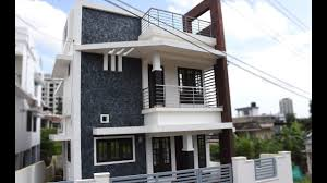 kakkanad 2 8 cents plot and 1400 sq ft contemporary house for