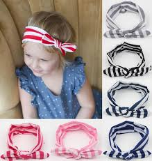 top knot headband 2017 top knot headband turquoise stripe infant headband kids
