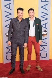 jonathan and drew scott property brothers drew and jonathan scott talk about love daily