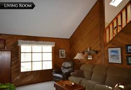Updating Wood Paneling Need Help W Diagonal Wood Paneling In Our New Living Room