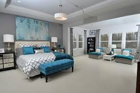 Light Teal Bedroom Teal Bedrooms Grey And Teal Pattern Light Teal And Gray Bedroom