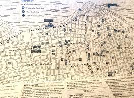Havana On Map The Clandestina Guide To Havana Visit Cuba