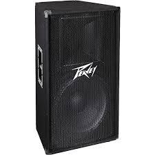 case outlet speaker cabinets peavey pv 115 2 way 15 speaker cabinet guitar center