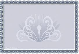 free certificate border artwork certificate background templates 8051