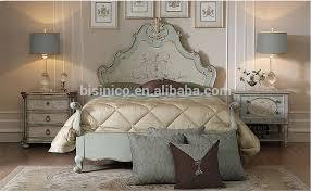 hand painted bedroom furniture simple stylish bed room set vintage wood carved bedroom furniture