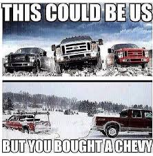 Ford Vs Chevy Meme - lol what can i say i m a ford girl football pinterest ford