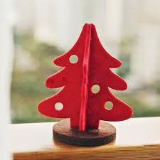 felt christmas tree felt board christmas decor diy felt board