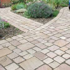 Garden Paving Ideas Uk Mediterranean Paving Ideas