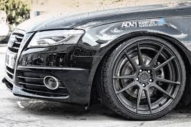 audi a4 2017 black audi a4 adv5 2m v2 matte black wheels adv 1 wheels
