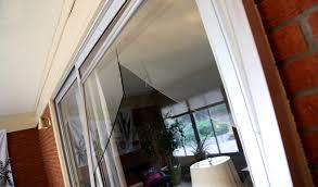 broken glass patio door what do i do mobile screen and glass