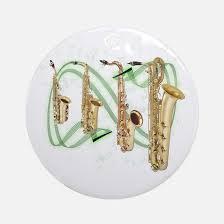 jazz ornament cafepress