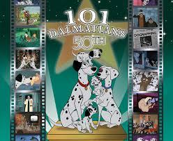 101 dalmatians u0027 50th anniversary 101 dalmatians 1961 choice