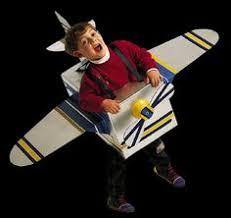 Halloween Airplane Costume Diy Halloween Airplane Costume Airplanes Costumes