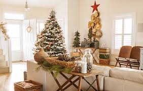 How To Decorate Your Home For Christmas Inside Www Qthru Com Detail 69904 Guidance On Arranging F