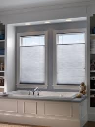 Window Treatment Ideas For Bathroom Bathroom Window Treatments Privacy Home Interior Design Ideas