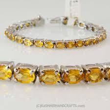 silver bracelet with stones images Silver stone bracelets archives kashmir fine arts jpg