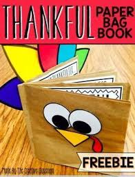 free thanksgiving book a great on project for your special
